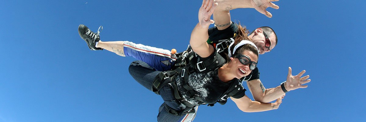 Tandem Skydiving in Myrtle Beach, South Carolina