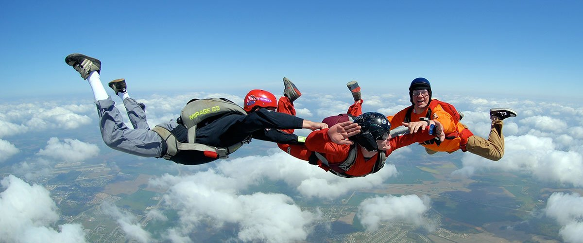 Mobile Skydiving The Best Skydiving In Mobile Alabama Skydiving Com