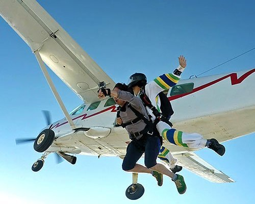Lexington, Kentucky Skydiving Video Packages