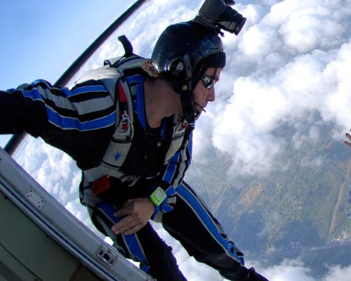 Myrtle Beach Skydiving Video Packages