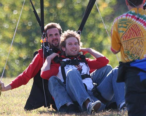 Jersey City, New Jersey Tandem Progression Skydiving Training